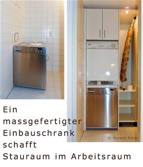 schrank für waschmaschine und trockner wir renovieren ihre k 252 che einbauschrank f 252 r