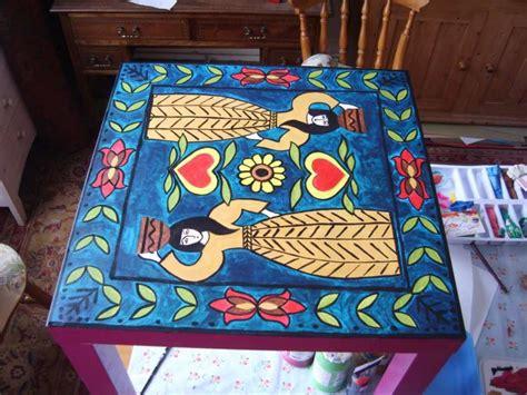 decorare tavolo come decorare un tavolo dal legno al decoupage foto