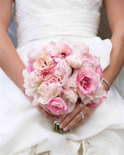 A Traditional and Formal Pink Colored Wedding in