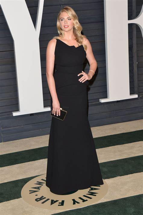 Vanity Fair Awards by Kate Upton At Vanity Fair Oscar In