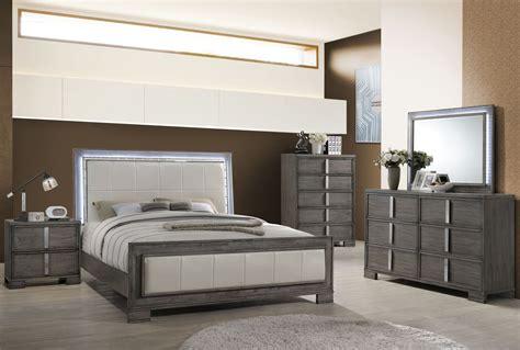 edgewater bedroom furniture edgewater gray panel bedroom set b9731 310 320 330 new