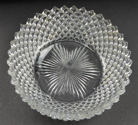 english hobnail pattern westmoreland glass english hobnail pattern round bowl