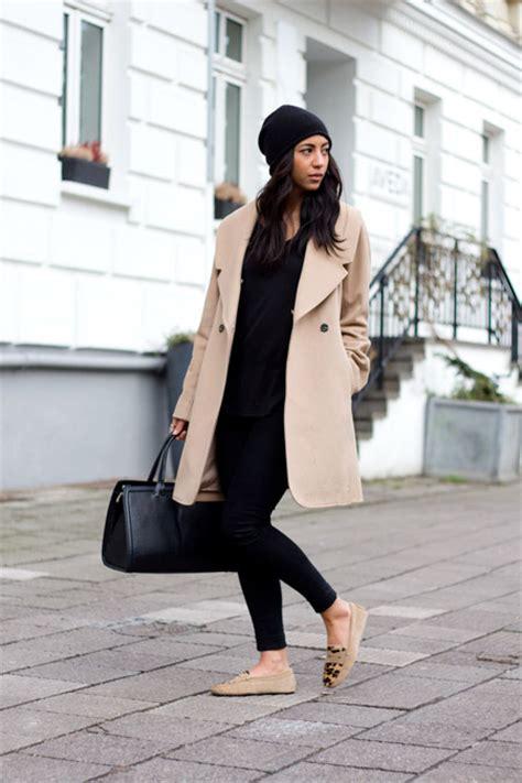 Zara Chino Premium Lightbrown с чем носить женское бежевое пальто фото и стильные советы