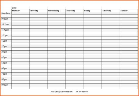 printable time planner custom card template 187 open office card template free