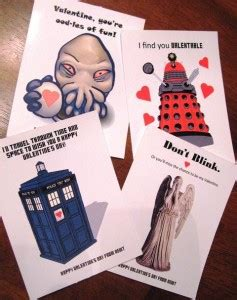 geeky valentines day card template searching time and space for doctor who printables