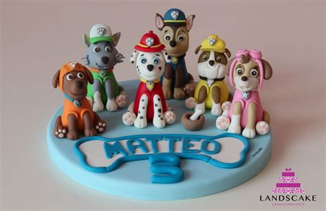Paw Patrol Cake Decorations by 940px