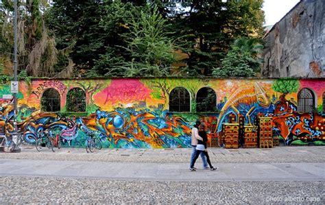milan street art experience viaggi  architettura