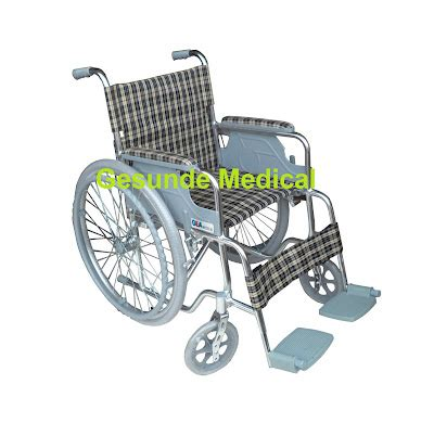 Kursi Aluminium kursi roda fs864l kursi roda alumunium gea kursi roda net