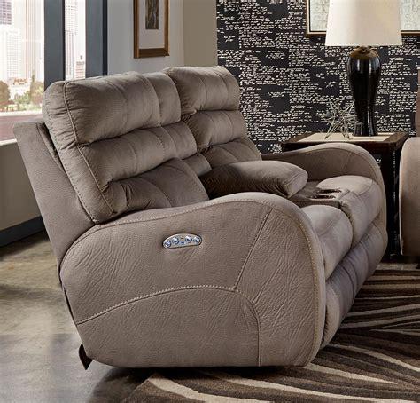Kelsey Flat catnapper kelsey power headrest power lay flat reclining