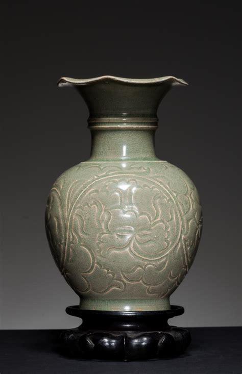 Antique Celadon Vases by Song Antique Celadon Vase