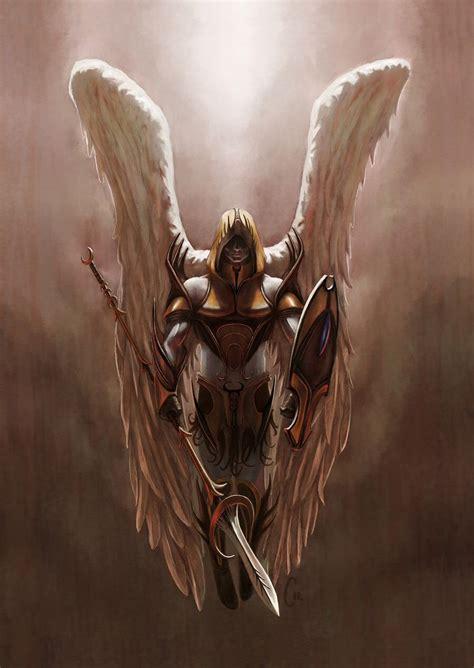 arc angel tattoo archangel michael in 2019