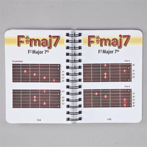 Guitar Chord Book guitar chord book guitar books beginner guitar