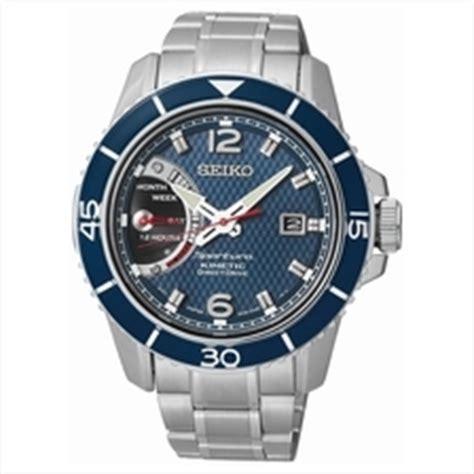 Jam Tangan Seiko Sun028p1 Sportura Kinetic Gmt Black Gold seiko sportura price harga in malaysia jam tangan