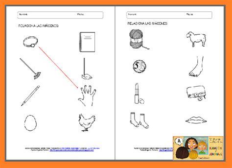imagenes educativas cuenta y relaciona fichas de comprensi 211 n relacionar 2 y 3 im 193 genes