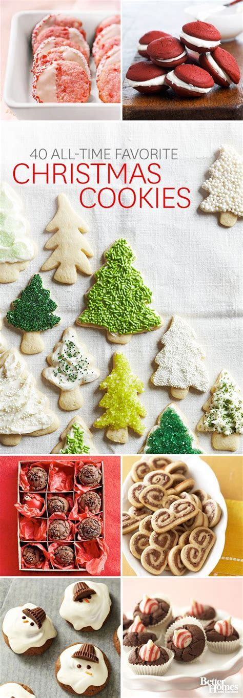 favorite christmas cookies recipe dishmaps
