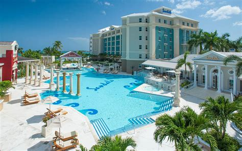 all inclusive sandals family resorts six best bahamas all inclusive resorts travel leisure