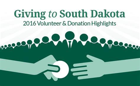 Giving to South Dakota: 2016 Volunteer & Donation Highlights for First PREMIER Bank/PREMIER