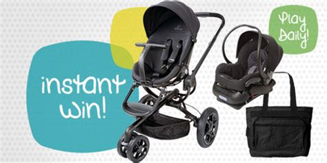 Shop Your Way Instant Win - shop your way quinny moodd stroller instant win game iwg