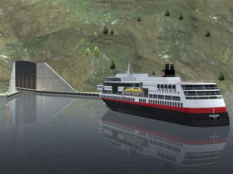 ship underground norway to build world s first shipping tunnel the