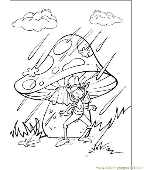 mayan coloring pages pdf flip under the mushroom in the rain coloring page coloring