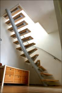 Low Space Stairs Design Decora 231 227 O Escadas Para Ambientes Pequenos Cores Da Casa