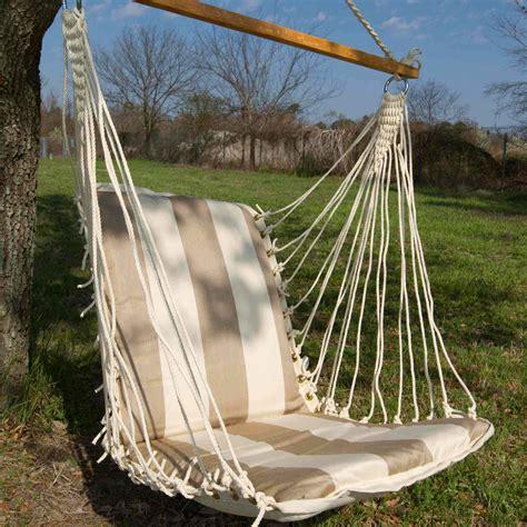 pawleys island swing single cushioned swing regency sand srd02 hatteras