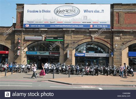 Motorcycle Dealers London Uk by The Motorcycle Dealers Under The Arches On Albert
