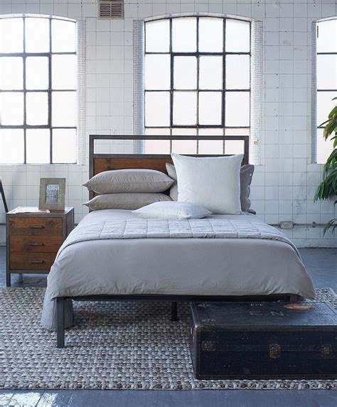 industrial style bedroom furniture homegirl