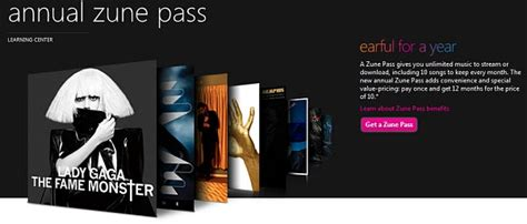New Zunes This Month by Windows Phone Thoughts Annual Zune Pass Pay For 10