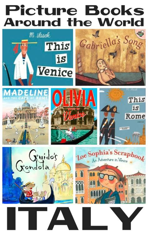 pictures from italy books picture books about italy