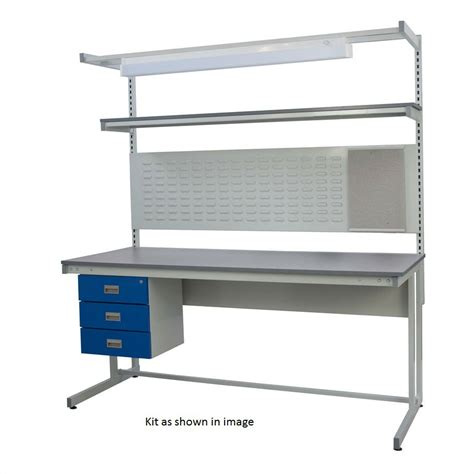bench kits cantilever bench workbench kits ese direct