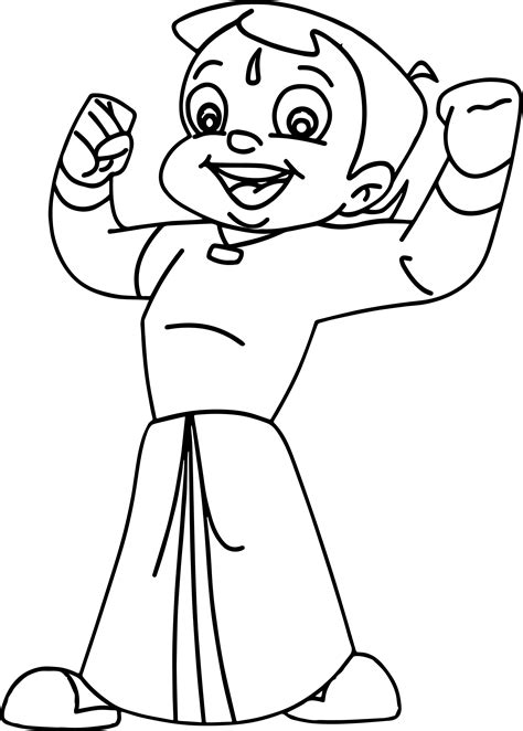 cool chota bheem coloring pages check more at http