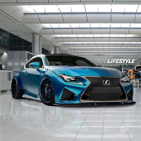 lexus rcf widebody widebody lexus rc f instagram carlifestyle gabe