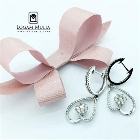 Berlian Medan Anting Padi Padi jual anting berlian wanita ara ce26935 r1 sdne logammuliajewelry