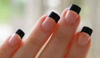 Best black nail paint designs