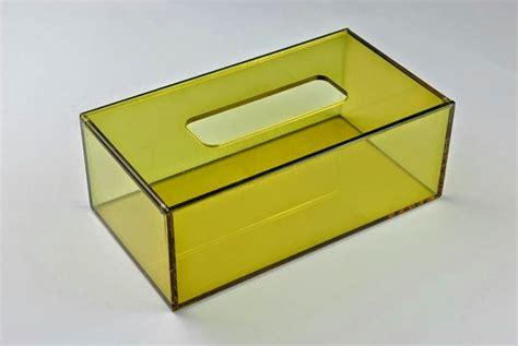Tissue Box Holder Penjepit Kotak Tisu Di Mobil 2 akrilik bekasi kotak tissue