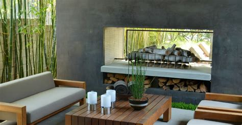 Modern Outdoor Fireplace Designs by Where To Install Your Modern Outdoor Fireplace Fireplace