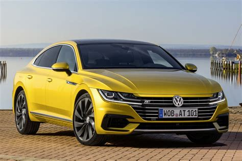 volkswagen arteon volkswagen arteon with 190 hp strong 2 0 tsi automotive