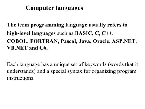 Programming Languages Research Papers by Cheap Write My Essay Generations Of Programming Language Report440 Web Fc2