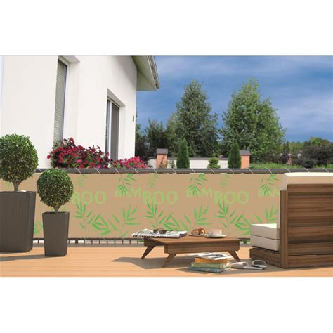 balkongeländer planen balkon sichtschutz sichtschutzplane f 252 r balkon gel 228 nd
