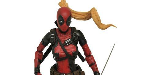 New Original Marvel Select Deadpool deadpool coming to marvel select line the toyark news