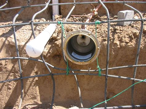 pool light niche grounding build your own pool how i built my own swimming pool