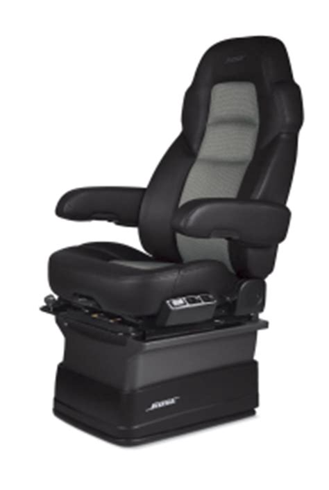 aftermarket air ride truck seats bose corporation introduces the bose ride system for