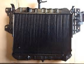 Daihatsu Feroza Radiator Buy Daihatsu Sportrak Replacement Parts Radiators