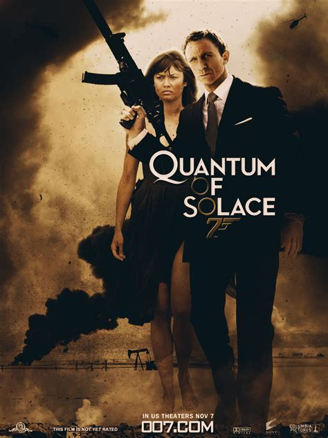 quantum of solace film script quantum of solace poster by agustin09 on deviantart