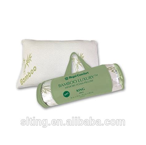 miracle bamboo pillow deluxe king size 19 quot x 30 quot as