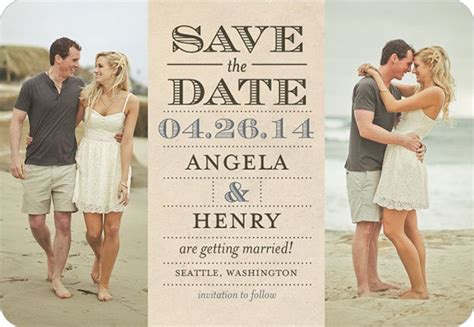 Wedding Save The Date by Wedding Etiquette Mistakes You Didn T You Were