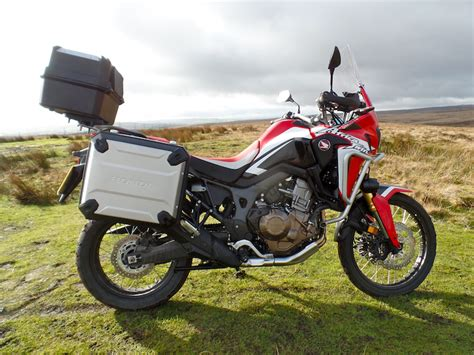 for leather ride review assessing honda s africa