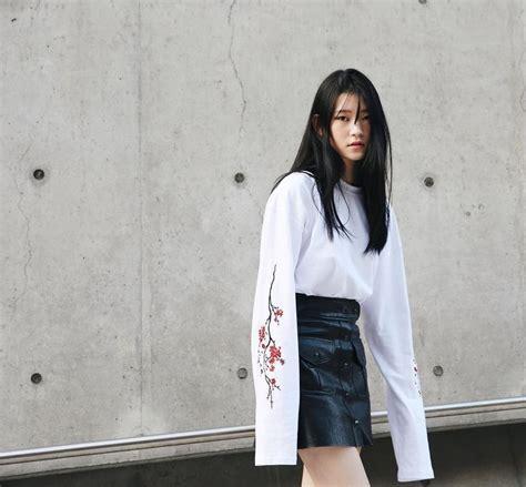 Korean Black Style best 25 seoul fashion ideas on korea fashion