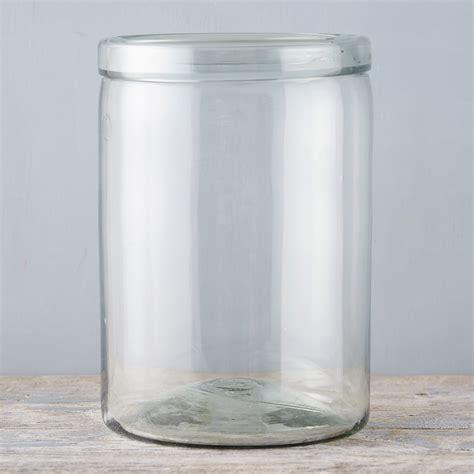 glass cylinder vase large terrain
